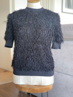 Nümph Camicia maglia nero