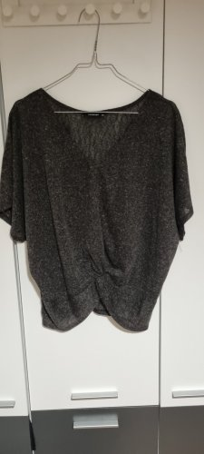 Reserved Knitted Jumper dark grey