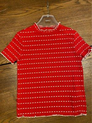 collection pimkie Camicia maglia bianco-rosso