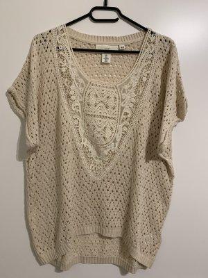 Strick T-Shirt