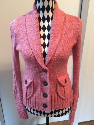 edc Blazer en maille tricotée multicolore
