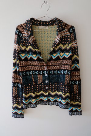 Aldomartins Knitted Blazer multicolored