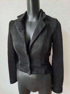 Vero Moda Blazer in maglia nero