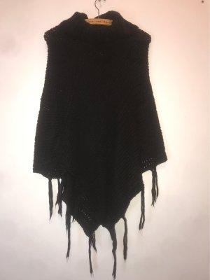 okay Knitted Bolero black