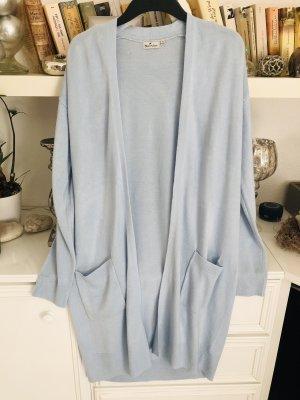 Blue Motion Cardigan tricotés bleu clair