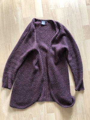 Ichi Cardigan tricotés bordeau
