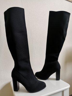 Catherine Botas elásticas negro