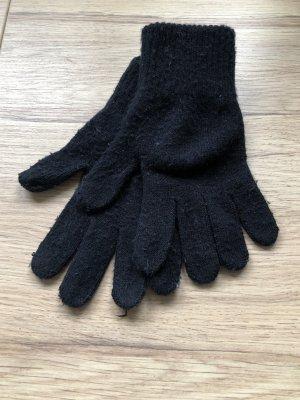 H&M Gebreide handschoenen zwart