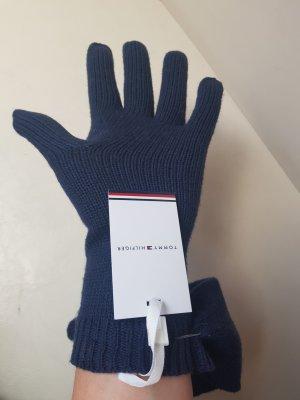 Strickhandschuhe von Tommy Hilfiger.