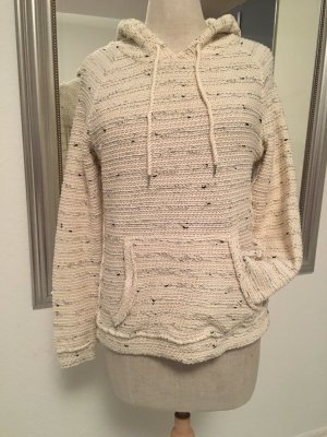 edc by Esprit Jersey con capucha crema-blanco puro