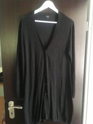 Jones Cardigan in maglia nero Viscosa