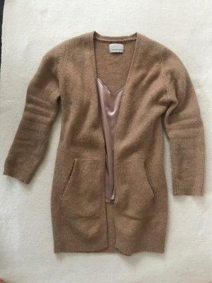 Samsøe & samsøe Giacca di lana color carne-marrone chiaro Lana