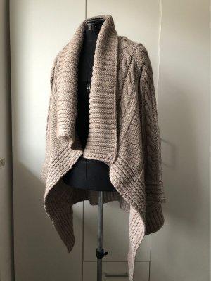 Rich & Royal Pull kimono gris brun