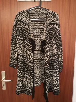 Alcott Cardigan tricotés blanc-noir