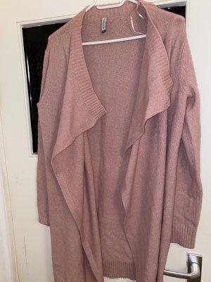 Woolworth Chaqueta estilo camisa rosa