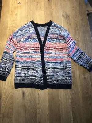 F&F Giacca di lana multicolore