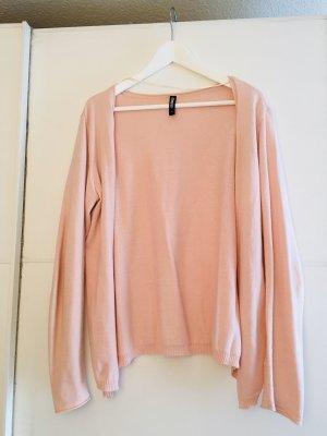 1982 Veste en tricot rose clair-rose