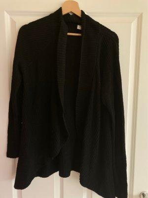 17&co Veste en tricot noir