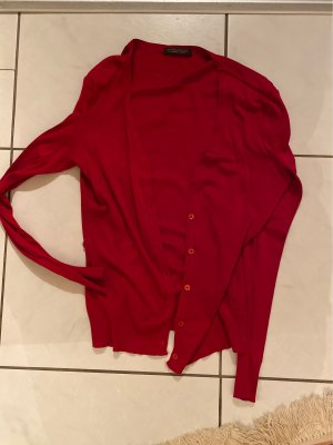 Strenesse Cardigan dark red