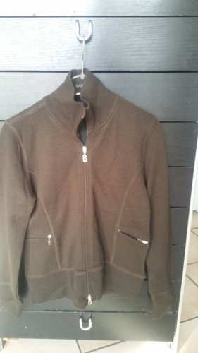 Bogner Jeans Wool Jacket dark brown