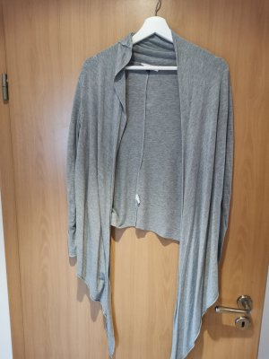 Anna Justper Cardigan silver-colored