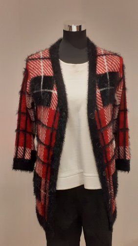 Amy Vermont Cardigan black-red