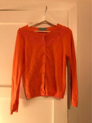 Fever london Wełniany sweter łosowiowy