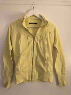 BlendShe Cardigan yellow-primrose