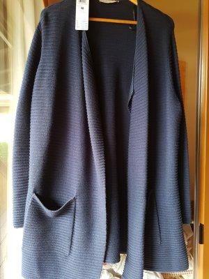 Betty Barclay Giacca in maglia blu scuro Viscosa