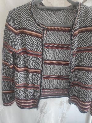 Knitted Blazer multicolored