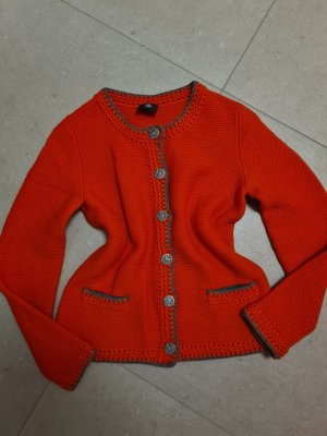 Bogner Giacca in maglia salmone-rosso chiaro