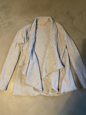 Boss Orange Cardigan tricotés gris clair