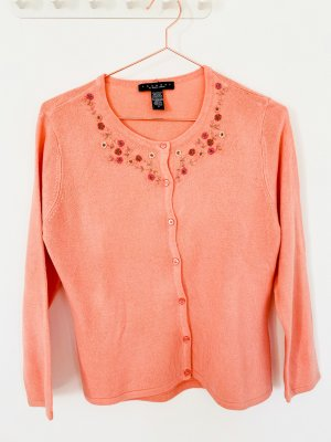 Strickjacke Cardigan Peach Gr. S von LAUNDRY