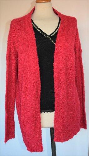 Arizona Knitted Cardigan magenta