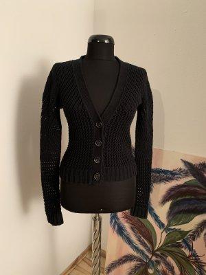 Armani Exchange Cardigan tricotés noir