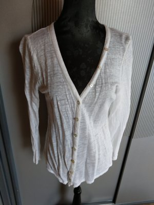 Cassis Cardigan white