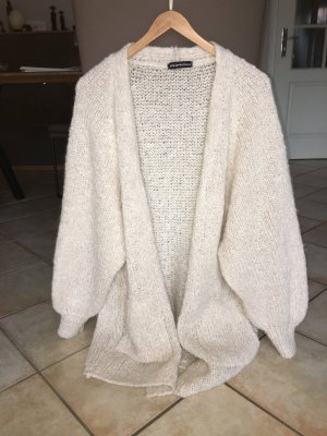 Strickjacke Cardigan Wolle made in Italy