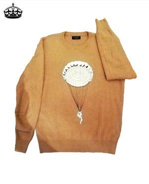 Zara Wool Sweater olive green