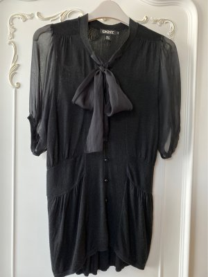 DKNY Cardigan a maniche corte nero