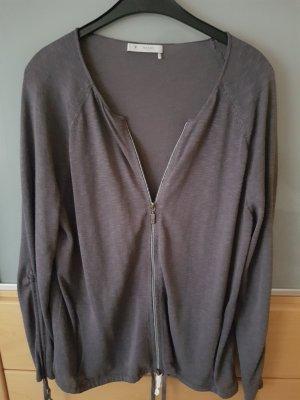 Monari Cardigan dark grey
