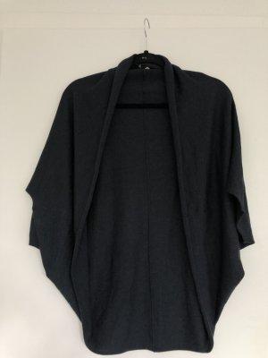 Esprit Cardigan à manches courtes bleu foncé