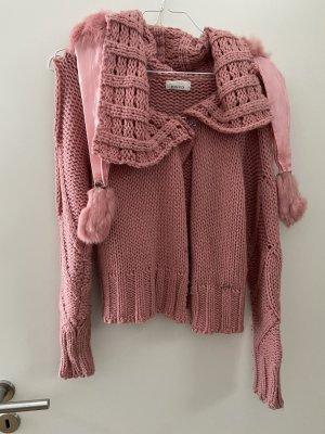 Pinko Fur Jacket multicolored