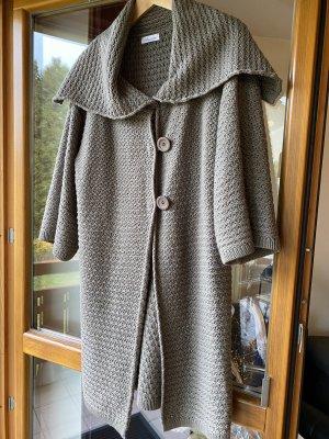 Aniston Manteau en tricot multicolore