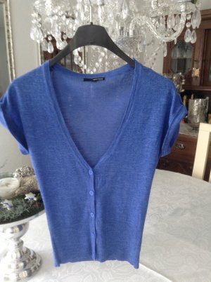 Strickjacke / Gr. 34/36 / royalblau / Tally Weijl / Neu