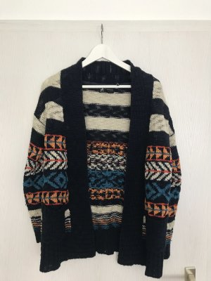 Atmosphere Knitted Cardigan multicolored