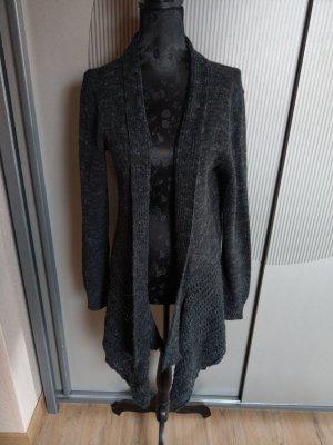 Liberty Cardigan in maglia antracite