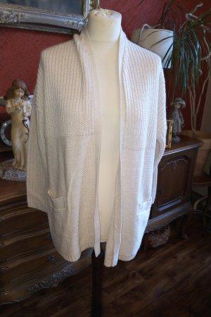 Giacca di lana beige