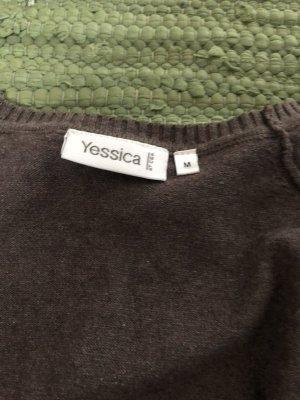 C&A Veste chemise brun-marron clair
