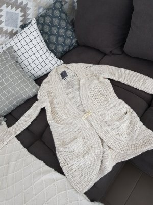 Guess Coarse Knitted Jacket multicolored