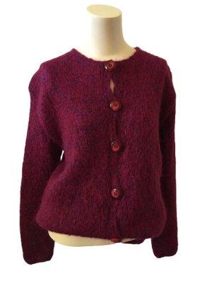 Strickjacke Handstrick Vintage Cardigan Jacke